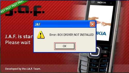 hack phone s40 bằng jaf